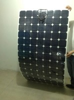 Hot sell low price light weight 300w solar panel sunpower for RV / Boats for RV / Boats