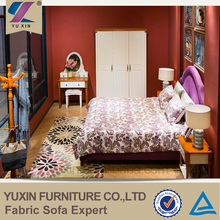 China professional classical fabric bed