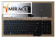 For Samsung R730 R720 BLACK laptop keyboard