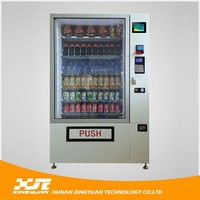 Good Reputation Made In China Snack/Beer Battery Operated Vending Machine