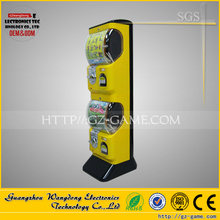 Luxurious toy capsule vending machine for clawing mini balls