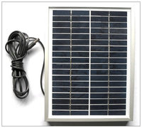 Hot sale Poly Solar cell panle in South africa