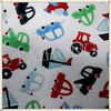 OEM fair trade cotton super soft fabric for baby blanket