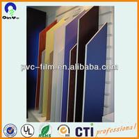2014 Hot selling waterproof and fireproof PVC foam sheet/board