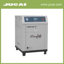 JUCAI Industrial 20HP Screw Air Compressor pcp air compressor