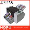HOPU round corner card cutter manual die cutting machine