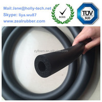NBR/PVC rubber foam hose heat insulation for air condition