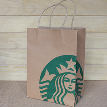 paper shopping bag recycled paper bread packaging paper bags