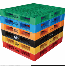 Plastic Pallets: Innovative, Tough & Suited for Diverse Storage Requirements