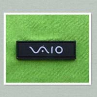 high quality custom design garment rubber heat transfer label