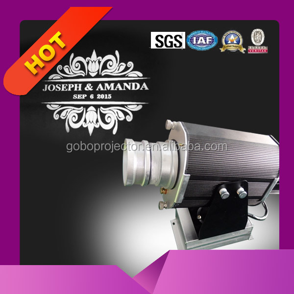 40w Led Gobo Image Projector Outdoor Waterproof Used In Pavement Buy Projector Outdoor Gobo