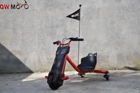 100W 4.5A Electric Drifting Trike Sliding Spinning Scooter