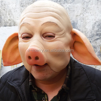 X-MERRY well known fiction characters from Journey to the West fancy dress cosplay Mask Lazy ass pigsy king mask