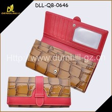 Nice Aligater Lady Clutch Purse For Evening Party
