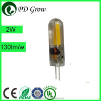 C35 B35 E11 Tungsten Filament Style 1.5W LED Candle Bulb Light 2200K for Antique