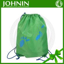 2015 fashion wholesale cotton fabric Hot promotion nylon sport bag