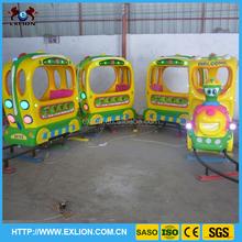 kids electric amusement train rides for sale