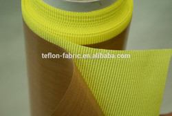 Heat insulation teflon adhesive tapes with yellow release paper