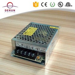 CE ROHS approved 12v switching power supply 50w led power supply