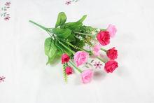 artificial de flores pequeñas