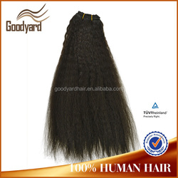 Factory Wholesale Top Quality 100%hand tied virgin indian remy hair weft sealer