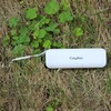 portable cell phone charger 2000mah for mobile phone,dual USB power bank with key chain