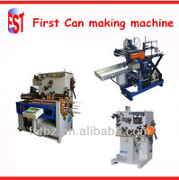 semi automatic chemical ink can making machine