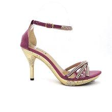Ecofriend raw materials ladies low heel shoes plastic shoe form