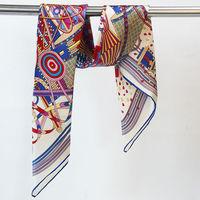 Wholesale Italian Silk Scarves of Delicate Pure Silk Satin Material