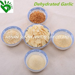 Dehydrated Garlic Pieces from Factory