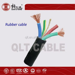 China manufacturer 3 core rubber h07 rn-f cable with good quality
