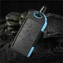 Waterproof Portable Solar Mobile Phone Charger for iPhone 6 Plus OEM/Manufacturer