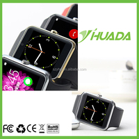 T08 Made in China Nice Bluetooth Camera Smartwatch HART RATE with Watch Mobile Phone play Screenwrist nice watch for Ios Android