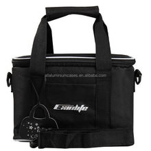 canvas cooler bag/thermostat bag cooler bag