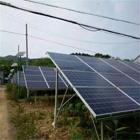 High Efficiency Low Price 300 Watt Solar Panel China Supplier
