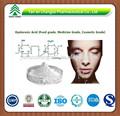Alta pureza de la piel para blanquear el ácido hialurónico para el cuidado de la cara