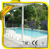 LT 8mm 10mm 12mm low price standard tempered glass swimming pool panels with AS/NZS2208