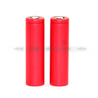 Top quality Li ion Cell Rechargeable NCR18650BF 3400mAH 18650 Sanyo 3400mAH 3.7V battery from efest