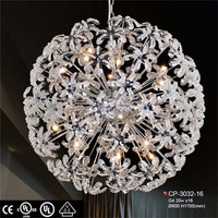 Classical elegant crystal chandelier tranditional antique lusters