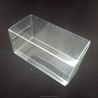 2015 Alibaba Custom Packaging Clear Acetate Gift box