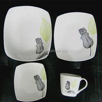tableware porcelain ,wholesale dinner set,kitchen crockery