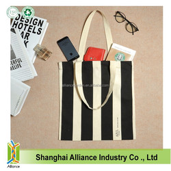 eco cotton-textile bag Organic Cotton Grocery Tote Bags Convention