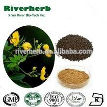 fabricación gmp natural de semillas de cassia extracto