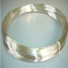 Electric material silver nickel AgNi wires