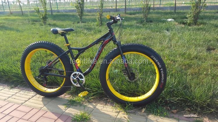 Freestyle Fat Bike26*4.0 Bike/7 Speed Mountain Snow Bike ...