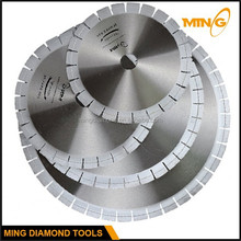Using 40% silver brazing alloy silent wet used D300m-800mm diamond circular saw blade for marble,granite limestone block cutting
