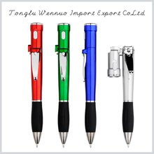 Wholesale high quality useful metal led pen