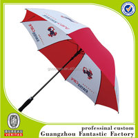 30''8K Fashion straight golf umbrella