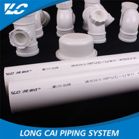 Factory Direct Sales Property 5 Inch Pvc Pipe