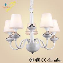 GZ20538-5P baroque chandelier lamp Italian design Contemporary Pendant Light For Hotel